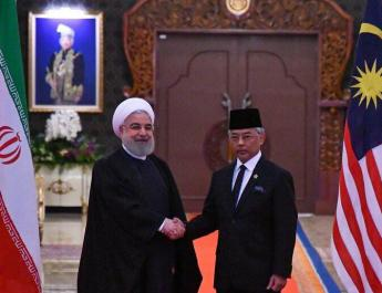 ifmat - Rouhani invites King of Malaysia to visit Iran
