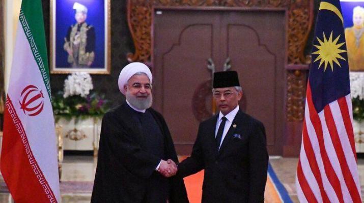 ifmat - Rouhani invites King of Malaysia to visit Iran