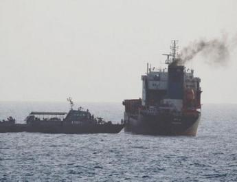 ifmat - US seizes Iranian fuel cargoes for first time
