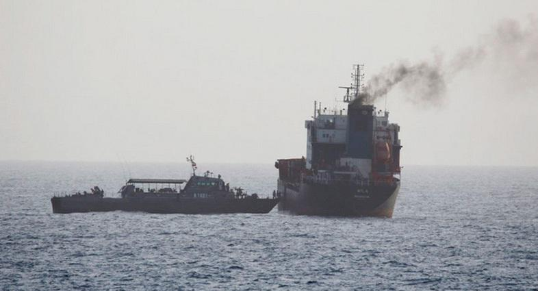 U.S. seizes Iranian fuel cargoes for first time