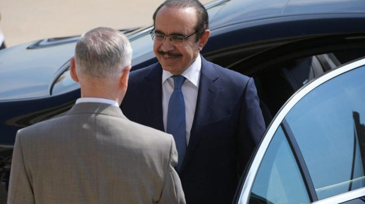 ifmat - Bahrain minister says Normalising with Israel protects us from Iran
