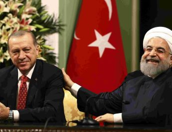 ifmat - Erdogan drift towards Iran accelerating after Trump-brokered Middle East deals