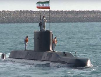 ifmat - Fully Iran-made submarine makes debut in Zolfaqar-99 Maneuver