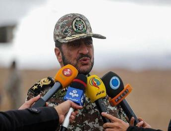 ifmat - General says Iran able to target any flying object in the region