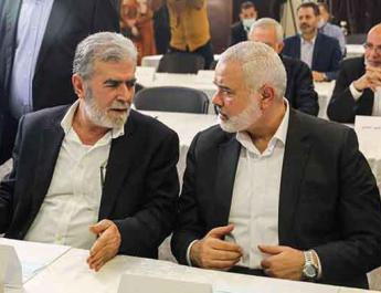 ifmat - Hamas seeks radical common ground with pro-Iran Hezbollah
