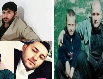 ifmat - IRGC border forces beat and fatally shoot 4 kolbars in western border
