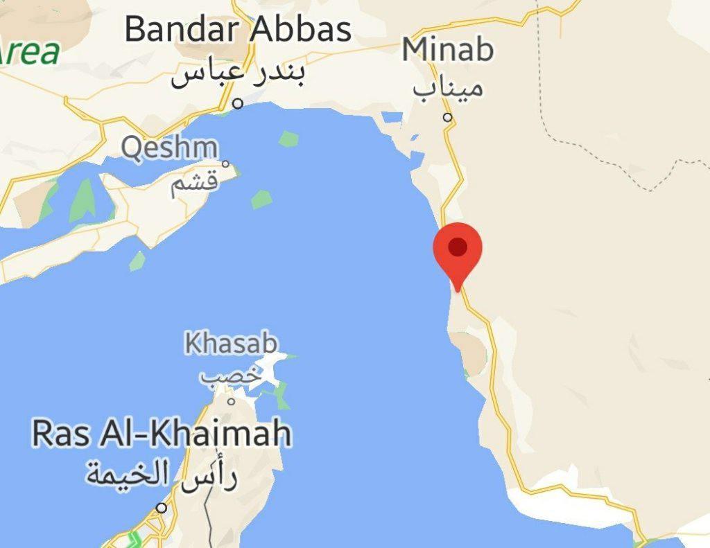 ifmat - Iran Guards open new naval base near Strait of Hormuz1