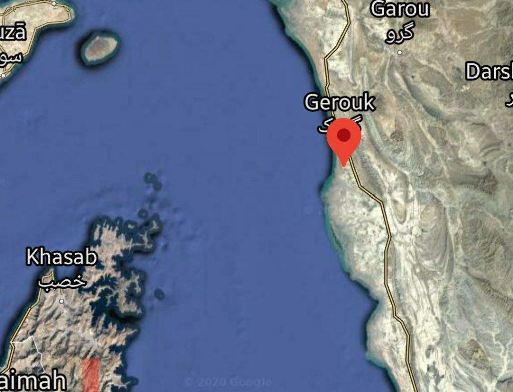 ifmat - Iran Guards open new naval base near Strait of Hormuz2