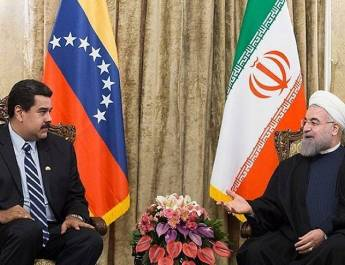 ifmat - Iran and Venezuela strategic challenge to sanctions