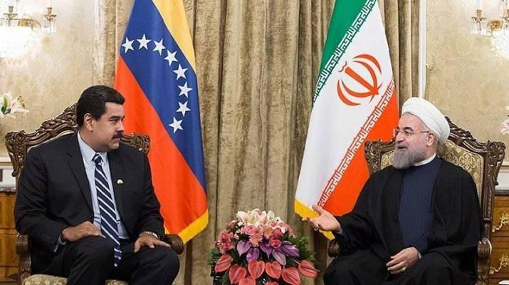 ifmat - Iran and Venezuela strategic challenge to sanctions