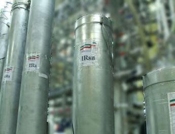 ifmat - Iran atomic gency spokesman boasts of enriched uranium stockpile