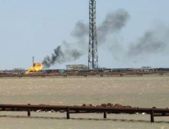 ifmat - Iran boosts oil output at oilfields shared with Iraq