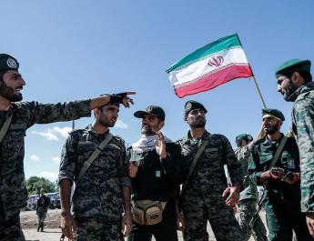 ifmat - Iran starts military drills near strategic Strait Of Hormuz