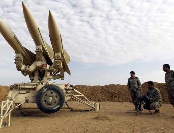 ifmat - Iran unveils new naval ballistic missile with 700km range
