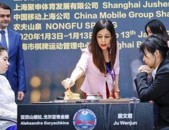 ifmat - Iranian chess referee seeking asylum reveals second reason she can not go home