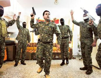 ifmat - Iraq reforms stymied by wave of attacks blamed on pro-Iran groups