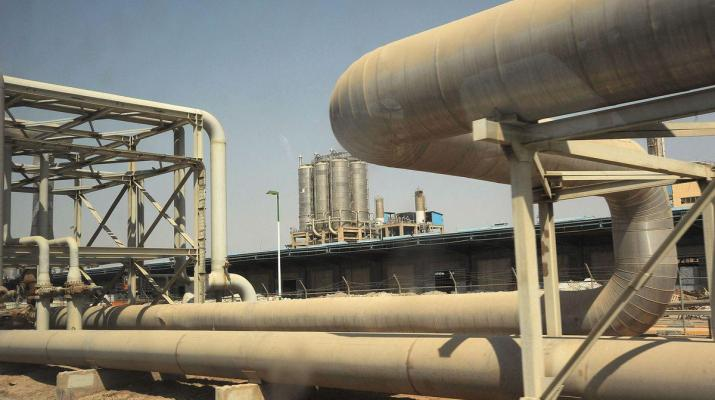 ifmat - Khamenei-Controlled Company to develop Iran marun oil field