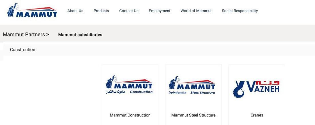 ifmat - Mammut Partners - Construction