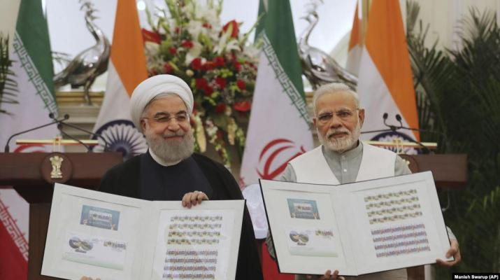 ifmat - Sharp decline in Iran trade with India Japan and South Korea