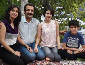 ifmat - Coquitlam sister calls on Canada for help after Iranian intelligence agents imprison family