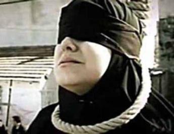 ifmat - Female prisoner executed at Mashhad Prison in Iran