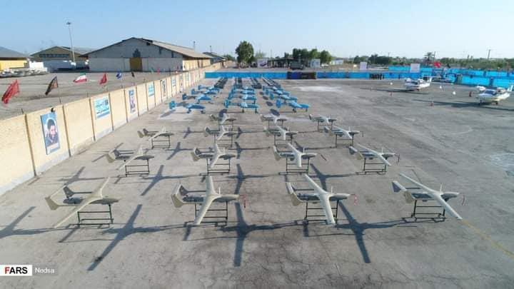 ifmat - IRGC forces unveil new suicide drones - Photos3
