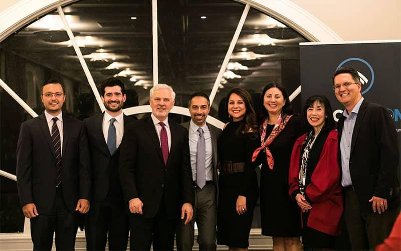ifmat - In March 2017 Lily Sarafan and other panelists at NIAC fundraiser