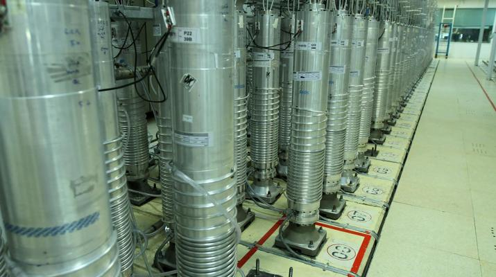 ifmat - Iran building underground nuclear facility says UN watchdog
