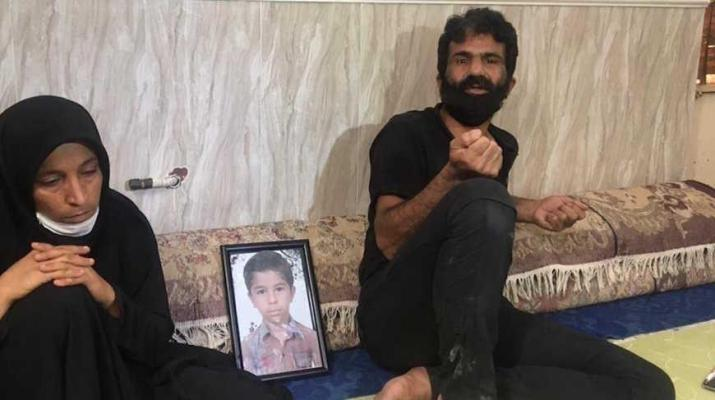 ifmat - Iran in shock after 11-year-old boy commits suicide over poverty