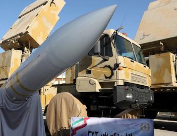 ifmat - Iran puts air defense assets on display