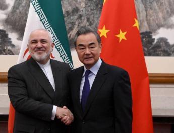 ifmat - Iranian activists condemn Tehran-Beijing Agreement