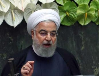 ifmat - Rouhani celebrates end of Iran arms embargo