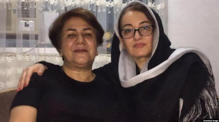 ifmat - Two additional women summoned to oprison for calling on Khamenei to step down