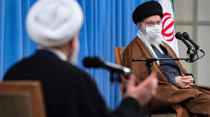 ifmat - What Khamenei special reappearance means