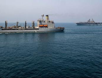 ifmat - America must deter Iranian maritime aggression in the Persian Gulf