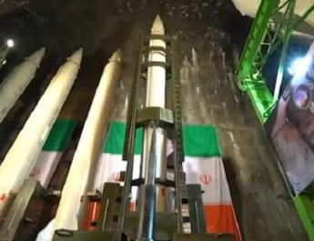 ifmat - IRGC unveils new ballistic missiles amid Iran worsening Covid-19 crisis