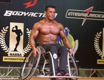 ifmat - Iran Paralympian facing execution asked why gyms closed and not shrines