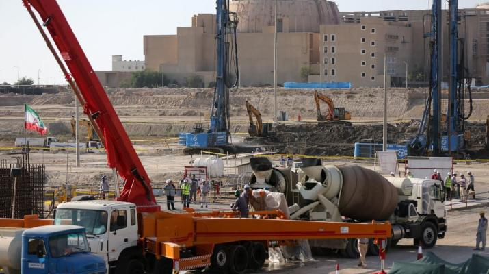 ifmat - Iran moves nuclear centrifuges underground exceeds limit by 12 times