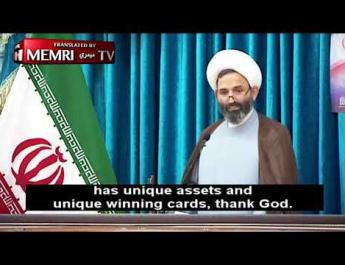 ifmat - Iranian Scholar says Tehran carried Out cyber attacks causing power outage In Israel