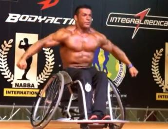ifmat - Iranian disabled bodybuilder jailed for questioning coronavirus restrictions