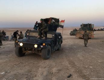 ifmat - Iraq trains US-sanctioned militia leader for army position
