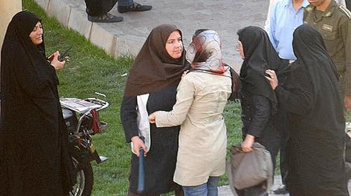 ifmat - Mandatory hijab state-sponsored violence against women in Iran