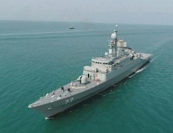 ifmat - Massive armada of Iranian warships mobilize in the Strait of Hormuz