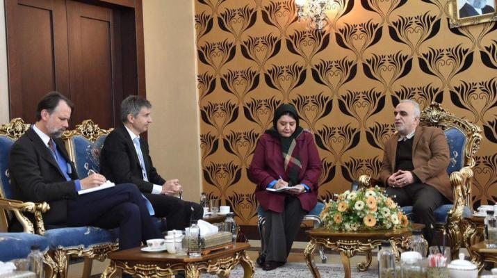 ifmat - Switzerland expands trade relations with Iran
