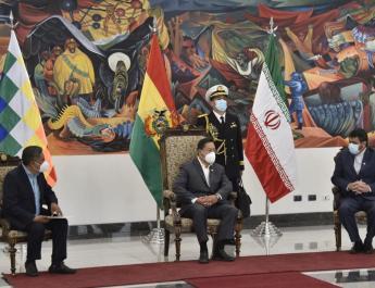 ifmat - Bolivia to reopen Iran embassy