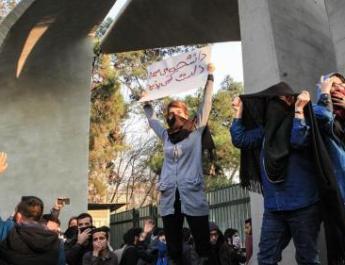 ifmat - Iran awaits new revolution