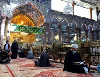 ifmat - Shia shrines are Iran's gates for influence in Iraq