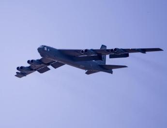 ifmat - To Deter Iranian attacks on US troops Pentagon Orders B-52 Flights to Middle East