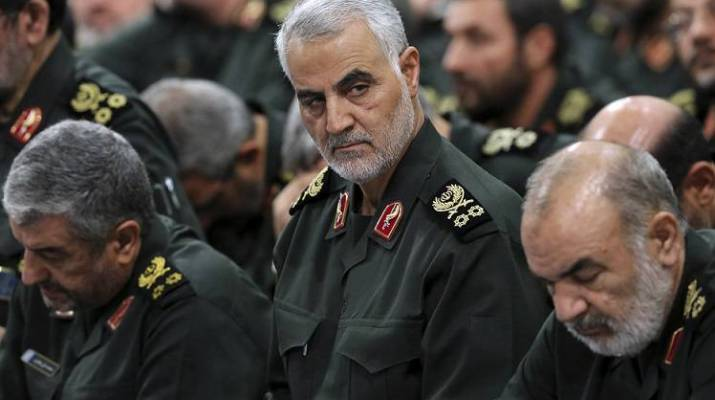 ifmat - Top Hamas official claims Irans Soleimani gave terror group $22 million in 2006