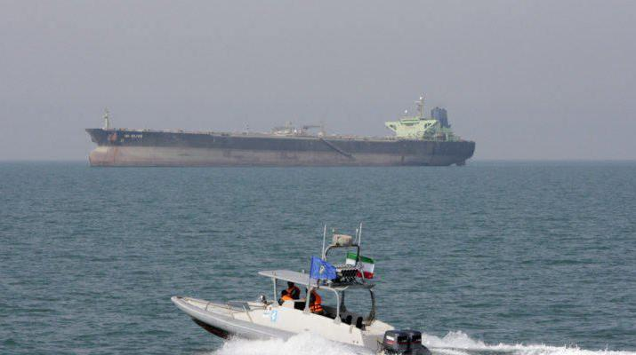 ifmat - Armed Iranian troops stormed tanker says South Korean refuting Tehran story